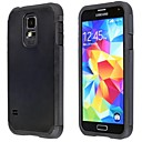 Fashionable Superior Slim Armor Protective Back Case for Samsung Galaxy S5 I9600 (Assorted Colors)