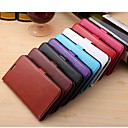 Smooth Skin Pattern PU Leather Full Body Case with Card Slots for Samsung Galaxy Note 3 Lite N750 / Neo N7505