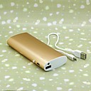 13000mAh High Capacity Power Bank for Mobile Devices (Assorted Colors)