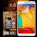 Protective HD Screen Protector for Samsung Galaxy Note 4(3PCS)