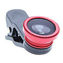 Lentille Clipse pour Portable 3-en-1 ; Fish Eye, Macro & Grand Angle