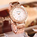 Women's Fashion Rhinestones Steel Belt Watch Cool Watches Unique Watches
