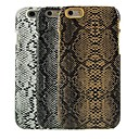 Snake Skin Design Pattern Hard Cover for iPhone 6  (Assorted Colors)