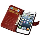 Retro Pattern PU Leather Wallet Cover for iPhone 6(Assorted colors)