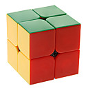 Qiyi Heimanba 2X2X2 Colored Stickerless Magic Cube