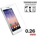 Buy 9H 0.26mm Premium Anti-shatter Tempered Glass Screen Protective Film Huawei Ascend P7