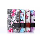 Floral Pattern PU Full Body Case with  for Card Slot for Sony Xperia Z3 Compact/Z3 Mini(Assorted Colors)