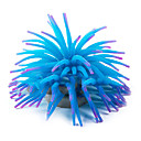 acuario decorativo realista coral artificial