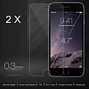 Ultra Thin Explosion-Proof Tempered Glass Screen Protector for iPhone 6S/6 (2PCS)