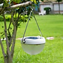 Multi-fonction Suspended Type Solar Powered Night Lamp