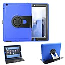 Waterproof Shockproof Hard Military Duty Case Cover for iPad 2/3/4 (Assorted Colors)