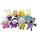 Gevulde Animal Toy Katoen Ivoor / Wit / Rood Voor kinderen