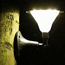 LED Solar Powered Courtyard Wall Night Lamp