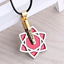 Buy Cosplay Accessories Inspired Naruto Anime Necklace Alloy Male