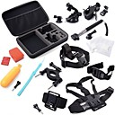 Defery Gopro Accessories Set for Gopro Hero 2 3 3+ 4