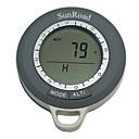 SR108N Mini Multifunction Digital Altimeter & Compass (Gray)