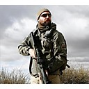 Buy TAD V 4.0 Men's Jacket Outdoor Hunting Camping Waterproof Coats Army Coat Outerwear Hoodie Soft Shell Fleece Tactical Military Softshell Concealed