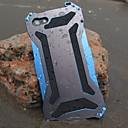 kul metal transformator vanntett og støvtett og anti skrape tilbake tilfelle for iphone 6 pluss (assortert farge)