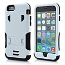 Super Armor Protective Jacket with Stand for iPhone 6 Plus (Assorted Colors)
