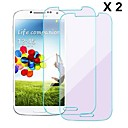 Ultra Thin Explosion-proof Tempered Glass Screen Protector for Samsung Galaxy S4 I9500(2PCS)