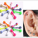 Buy Women's Body Jewelry Ear Piercing Stainless Steel Unique Design Fashion Daily Casual 1pc