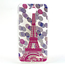 Buy Pink Tower Pattern Ultrathin TPU Soft Back Cover Case LG L90