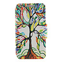 Buy Huawei Case / P8 Lite Card Holder Flip Full Body Tree Hard PU Leather HuaweiHuawei P7