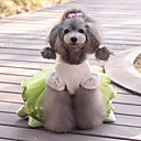 New Fashionable Lovable Lovely Girl Dress in Summer For Pets Dogs