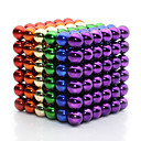 Buy Magnet Toys Gift Building Blocks Model & Toy Square Metal 8 13 Years Rainbow