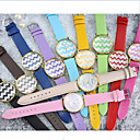 Geneva/ Women's In the Wavy Leisure Quartz Watch Style  (Assorted Colors)