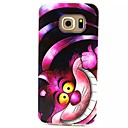 Buy Samsung Galaxy Case Pattern Back Cover Cat TPU S6 edge