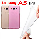 Through Color TPU Case for Samsung A5