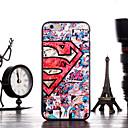 Super Man Pattern Frame Back Cover for iPhone 6