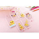 Buy Cute Duck Slim Transparent Mobile Phone Soft Shell iPhone 5/5S (Assorted Colors)