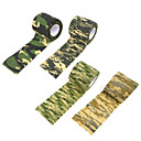 Non-woven Outdoor Camouflage Self-adhesive Tape Bike Velcro Stickers