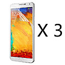 Buy (3 Pcs) High Definition Screen Protector Samsung Galaxy Note 3 Neo N7505