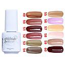 Sequins UV Color Gel Nail Polish No.49-60 (5ml, Assorted Colors)