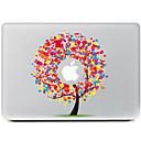 amar árbol adhesivo decorativo piel para el aire del macbook / pro / pro con pantalla de retina