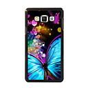schönen Schmetterling Design Aluminium-Qualitätsfall für Samsung-Galaxie A3 / A5 / A7 / A8