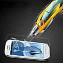 Anti-scratch Ultra-thin Premium 2.5D Tempered Glass Screen Protector for Samsung Galaxy  S3 Mini i8190