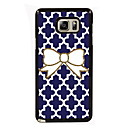 Buy Bowknot Design Slim Metal Back Case Samsung Galaxy Note 3/Note 4/Note 5/Note 5 edge