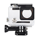 High Transparent Sports Camera Professional 40M Waterproof Housing Case With Bracket for GoPro Hero 4/3+