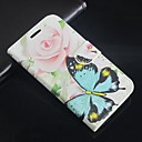 Buy Samsung Galaxy Note Card Holder / Wallet Stand Flip Case Full Body Butterfly PU Leather 4 3 Lite