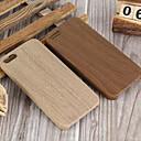 houtnerf TPU soft shell achterkant case voor de iPhone 5 / 5s