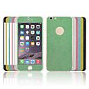 brillar película protectora brillante color para la película de flash frontal teléfono brillante iPhone6 iphone6s&protector de