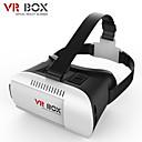 Buy Cardboard Plastic VR BOX Virtual Reality Glasses 3D Helmet Phone 4.7 inch-6 inch Smart Phones