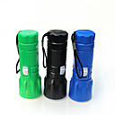 Buy Lights LED Flashlights/Torch 100Lumens Lumens 1 Mode Adjustable Focus / Compact Size EmergencyCamping/Hiking/Caving