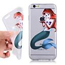 Buy Mermaid Fashion 3D Cartoon Pattern TPU Soft Phone Case iPhone 5C