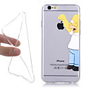 Buy Simpson Fashion 3D Cartoon Pattern TPU Soft Phone Case iPhone 6Plus/6S Plus
