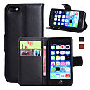 Buy Fashion Luxury Flip Leather Wallet Stand Phone Case Cover iPhone 5/5S (Assorted Colors)